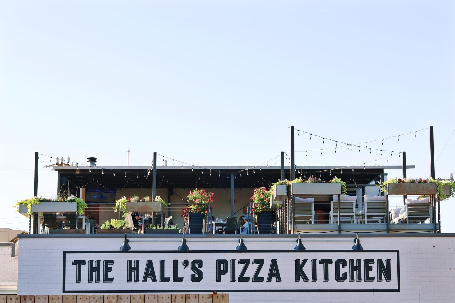 The Hall S Happenings No 1 The Hall S Pizza Kitchen