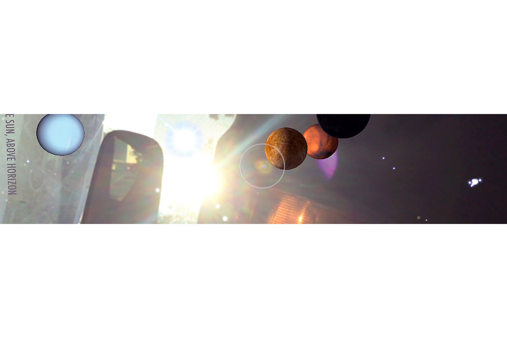 Dust (Bandini-Suite; Sun, Moon, Mars, Mercury, Uranus), 2015