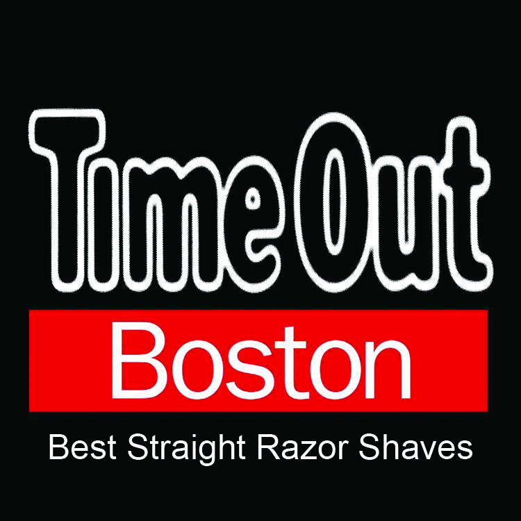 Named Best Straight Razor Shaves by Timeout Boston