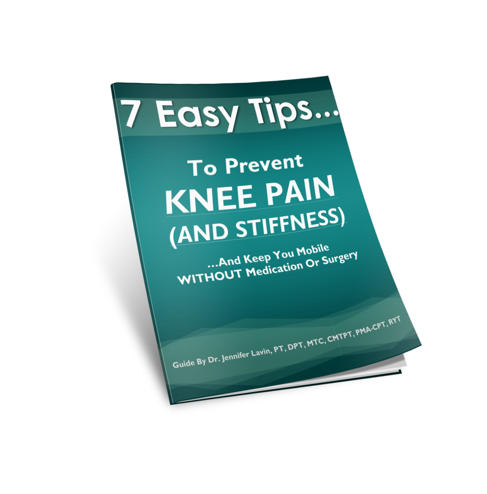 Mindful Matters Wellness Seven Easy Tips to Prevent Knee Pain