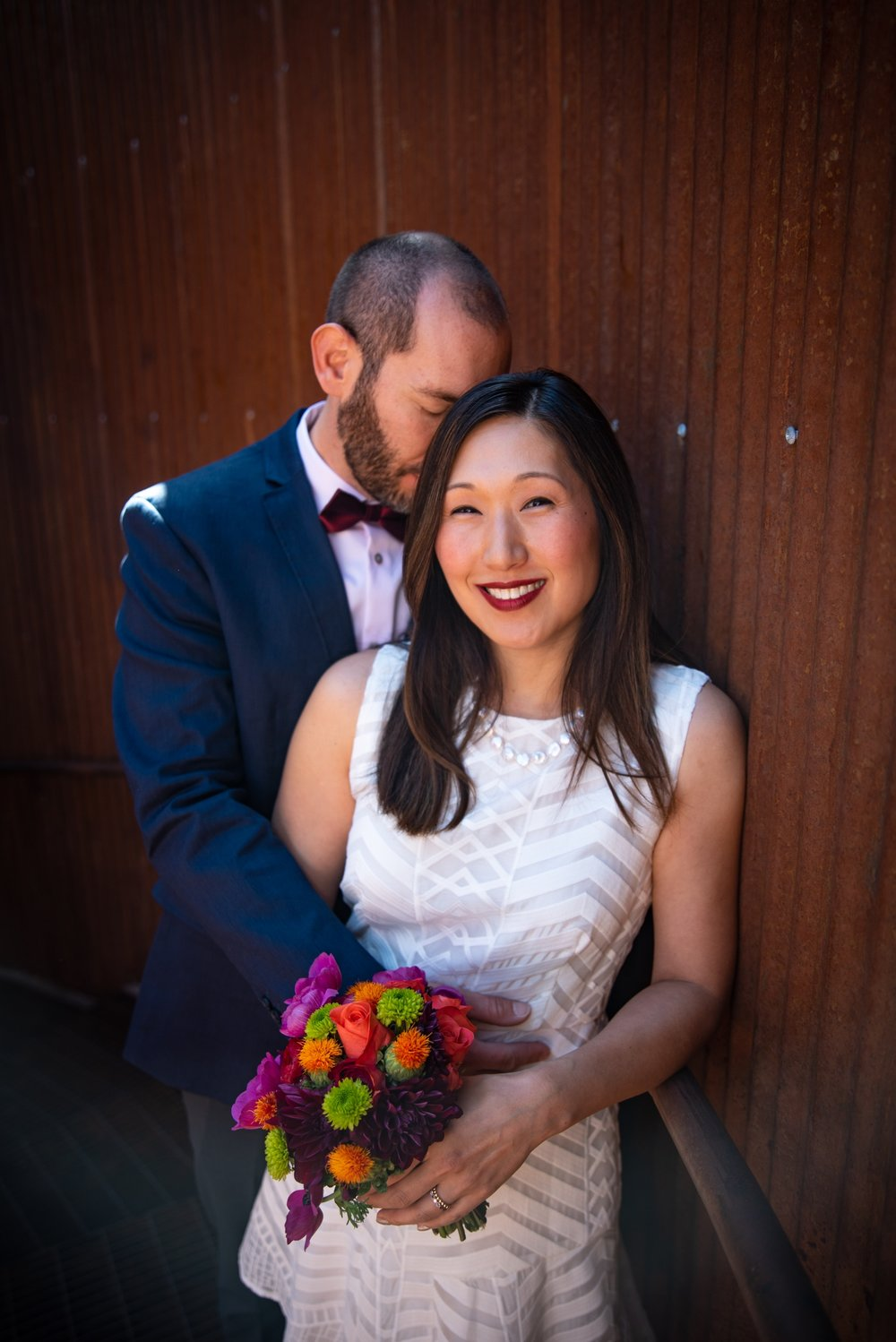 Elopement or Small Wedding Photography // Monika B. Leopold Photography // Durango, Colorado