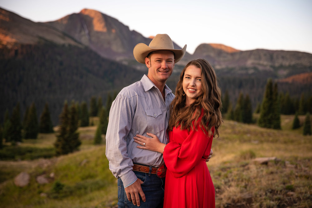 Engagement Photography // Monika B. Leopold Photography // Durango, Colorado