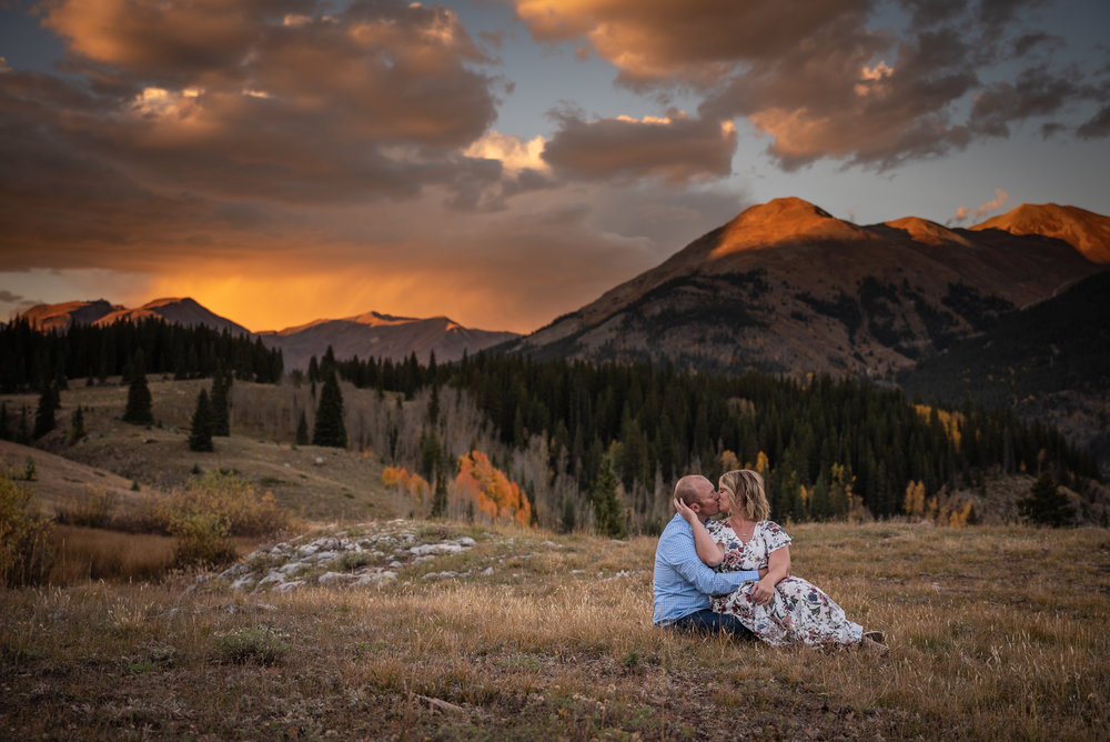 Monika B. Leopold Engagements Photography // Durango, Colorado