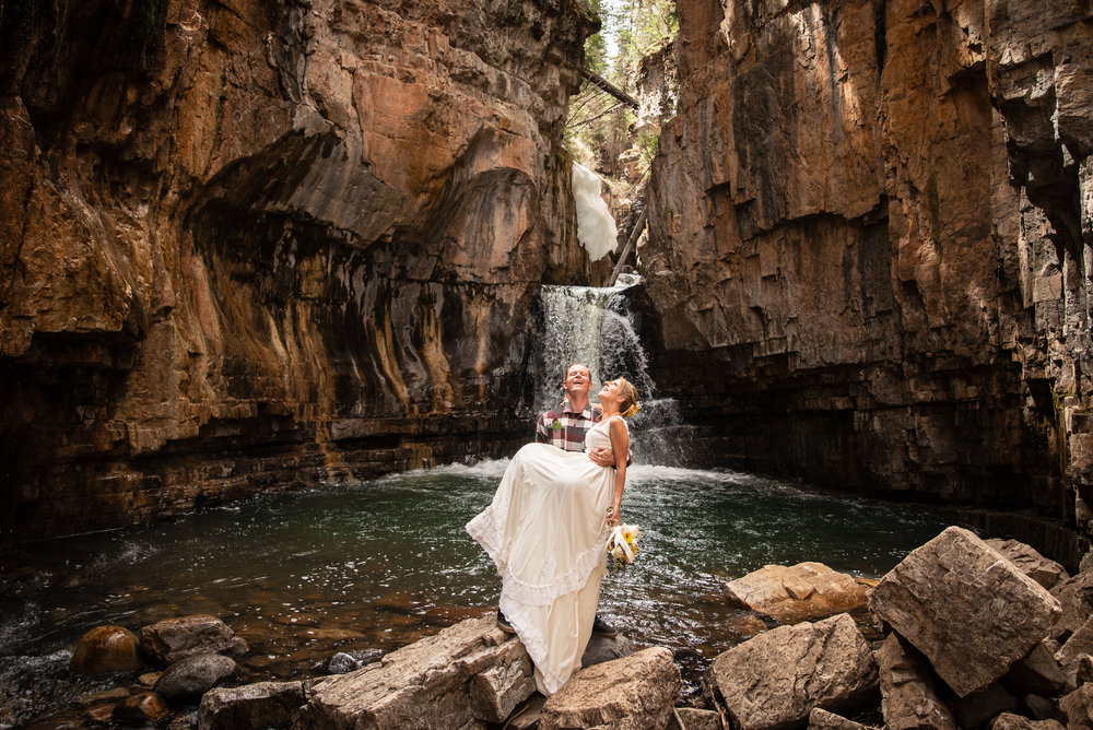 Wedding Photography for the adventurous and nature-loving couples - After all, the day two becomes one, is likely the most important day in a couple's life. Why not make it even more epic with a beautiful backdrop, and a rad team of photographers to immortalize your day.