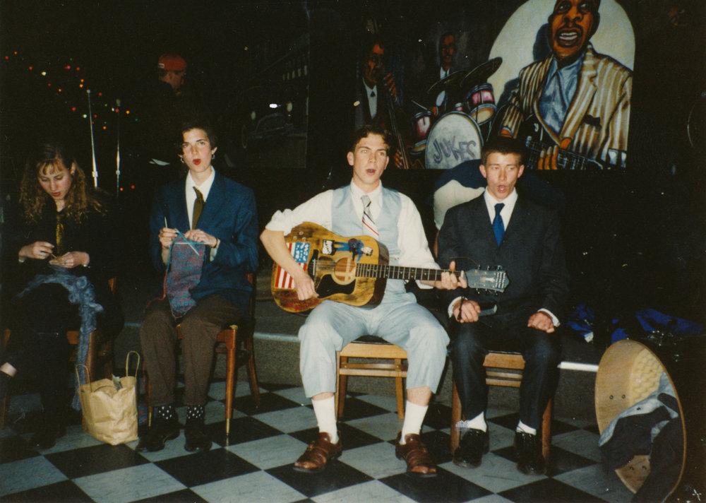 First show (?/?/1990)