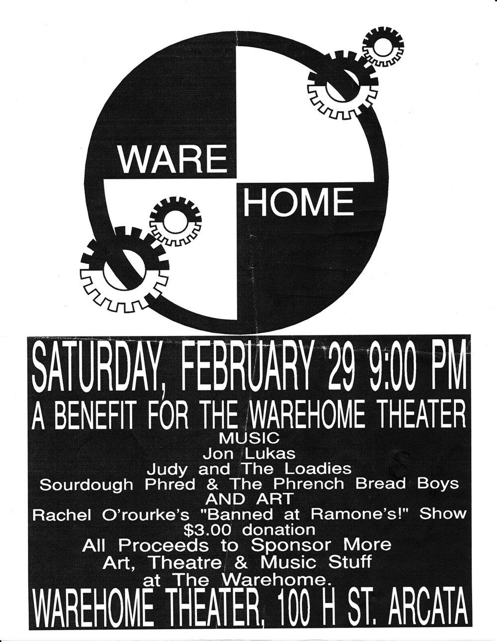 Werehome (2/29/1992)