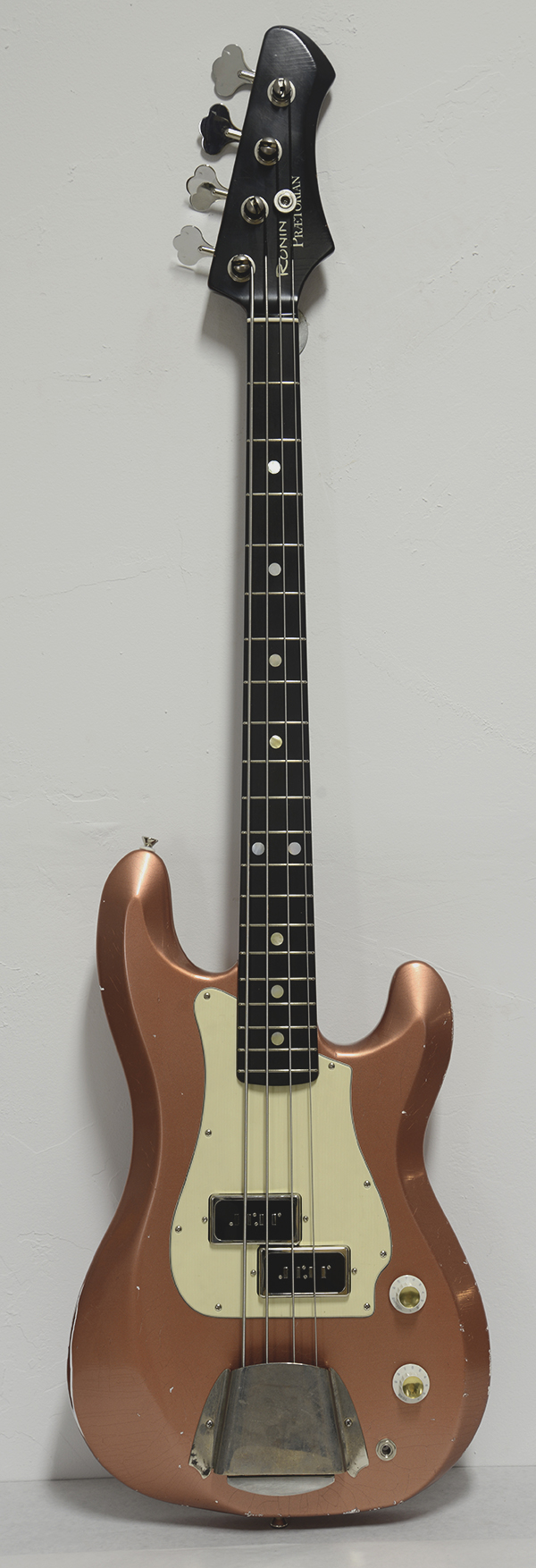 Ronin Prætorian Bass in Suntan Copper