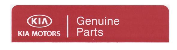 Kia Genuine Parts