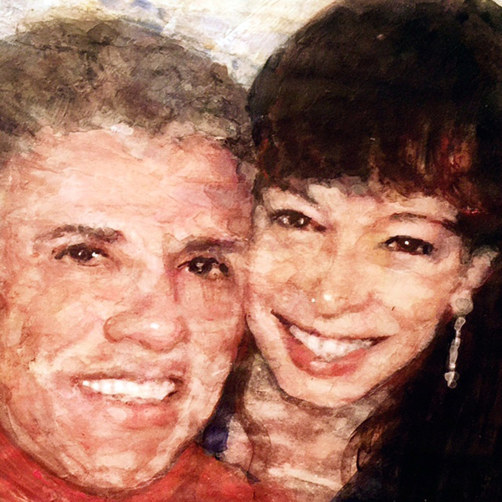 Vince and Cheryl