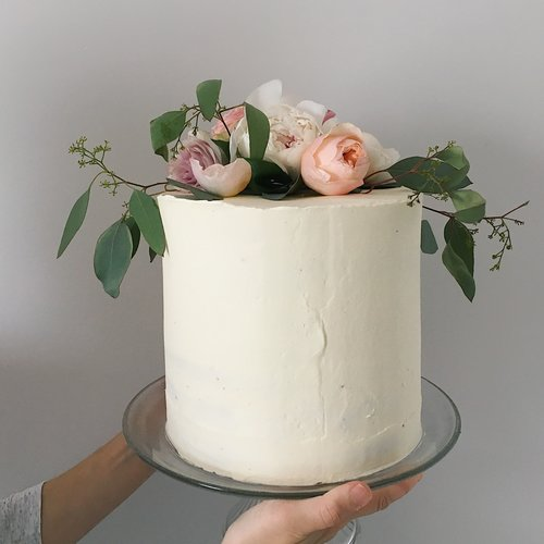 Cake Gallery Gateaux Rose