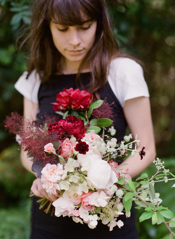 December weddings Alice Beasley Flowers