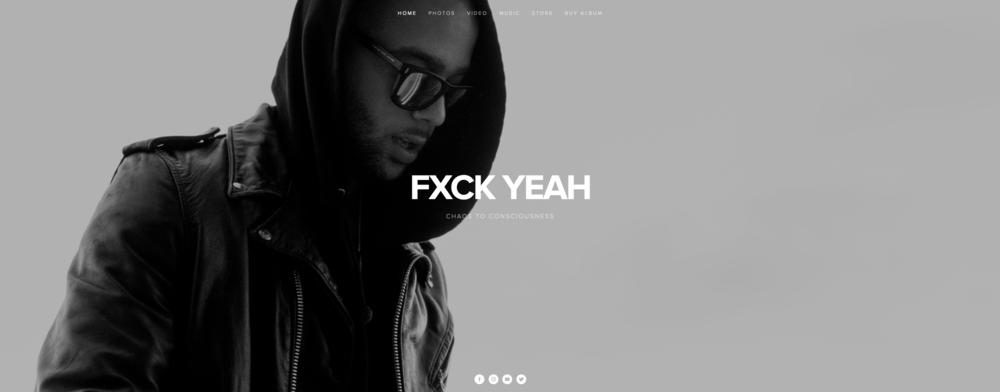 Website: Fxckyeah.com