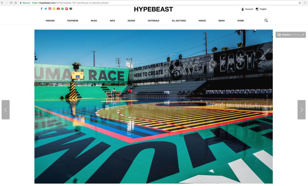 justfeng ryan feng adidas all star weekend hypebeast
