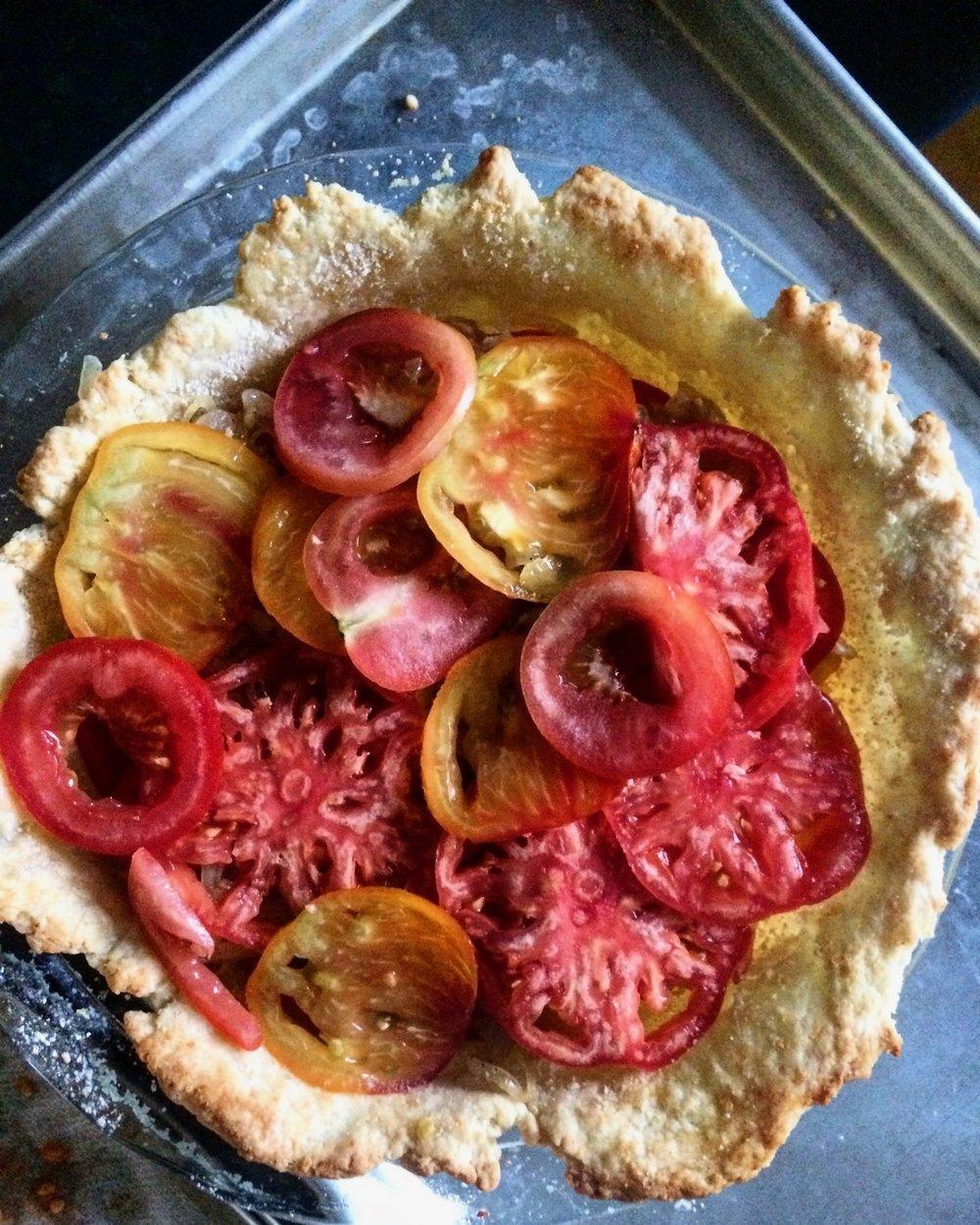 Naked Pie Tomato