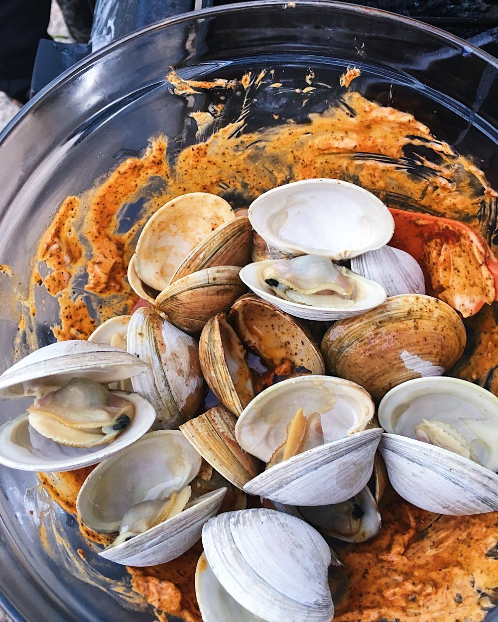 Clams Paprika Butter