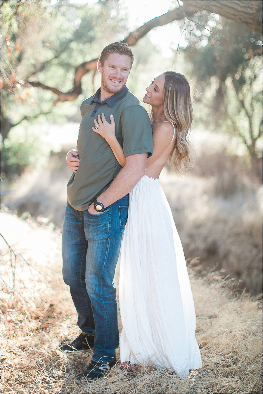 Kevan Miller and Haley Kettlekamp_Engagement Photography_Valencia-11