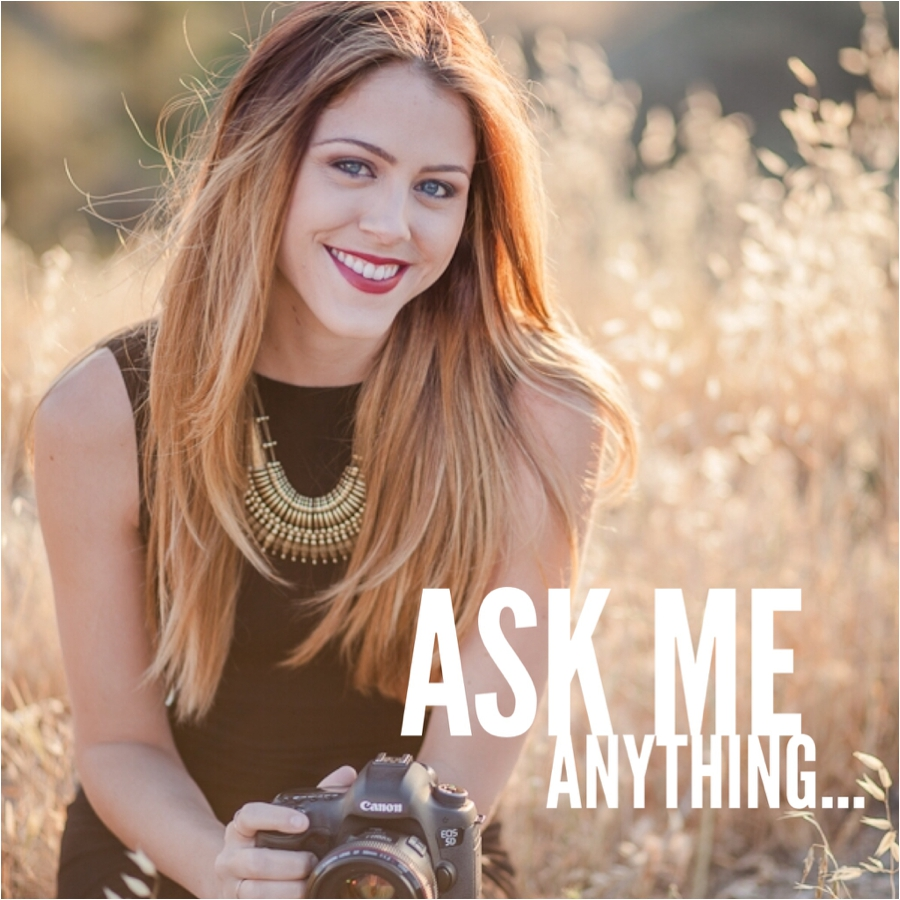 Ask Me Anything    {11/24/15} — Taylor Kinzie Photography