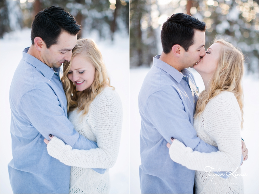 Big Bear Engagement Session 12
