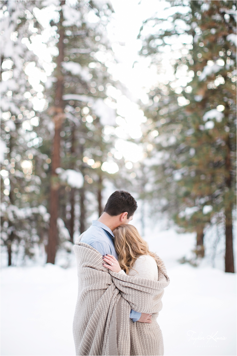 Big Bear Engagement Session 15