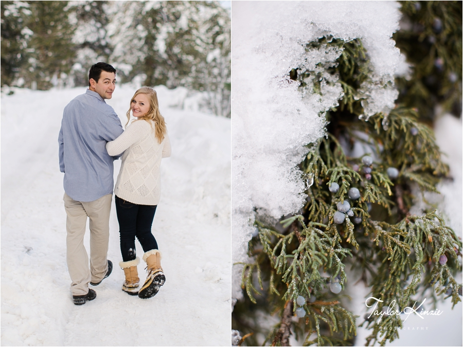 Big Bear Engagement Session 16