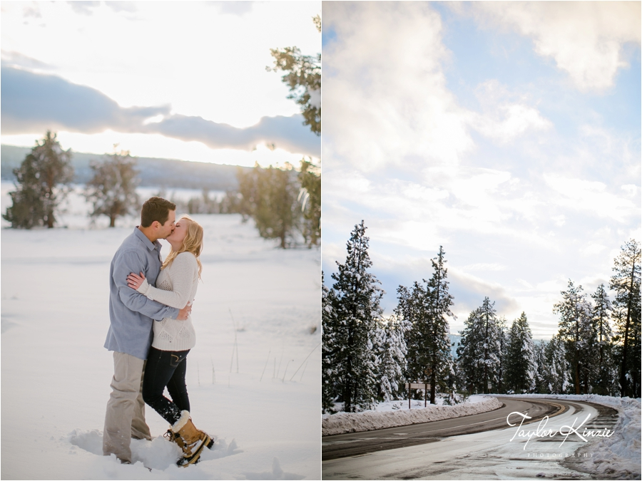 Big Bear Engagement Session 17