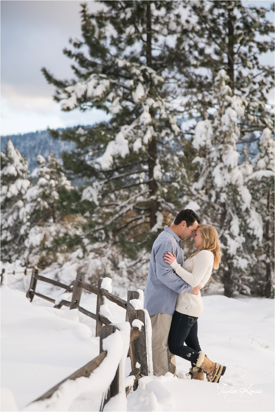 Big Bear Engagement Session 18
