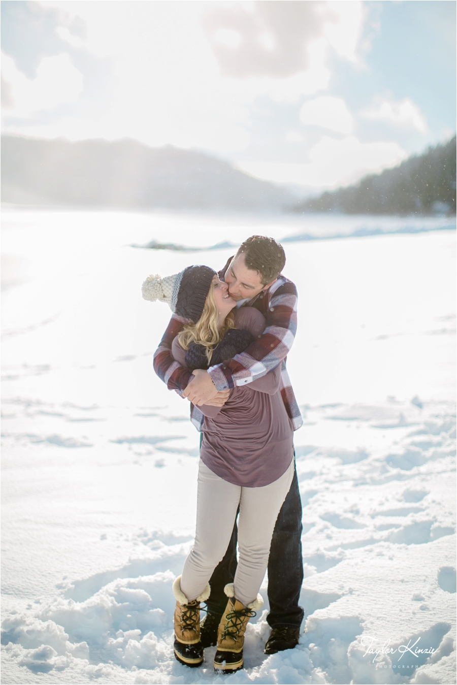 Big Bear Engagement Session 3