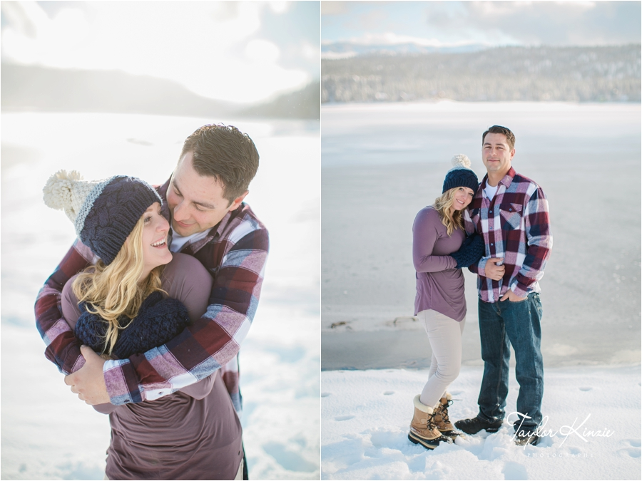 Big Bear Engagement Session 4