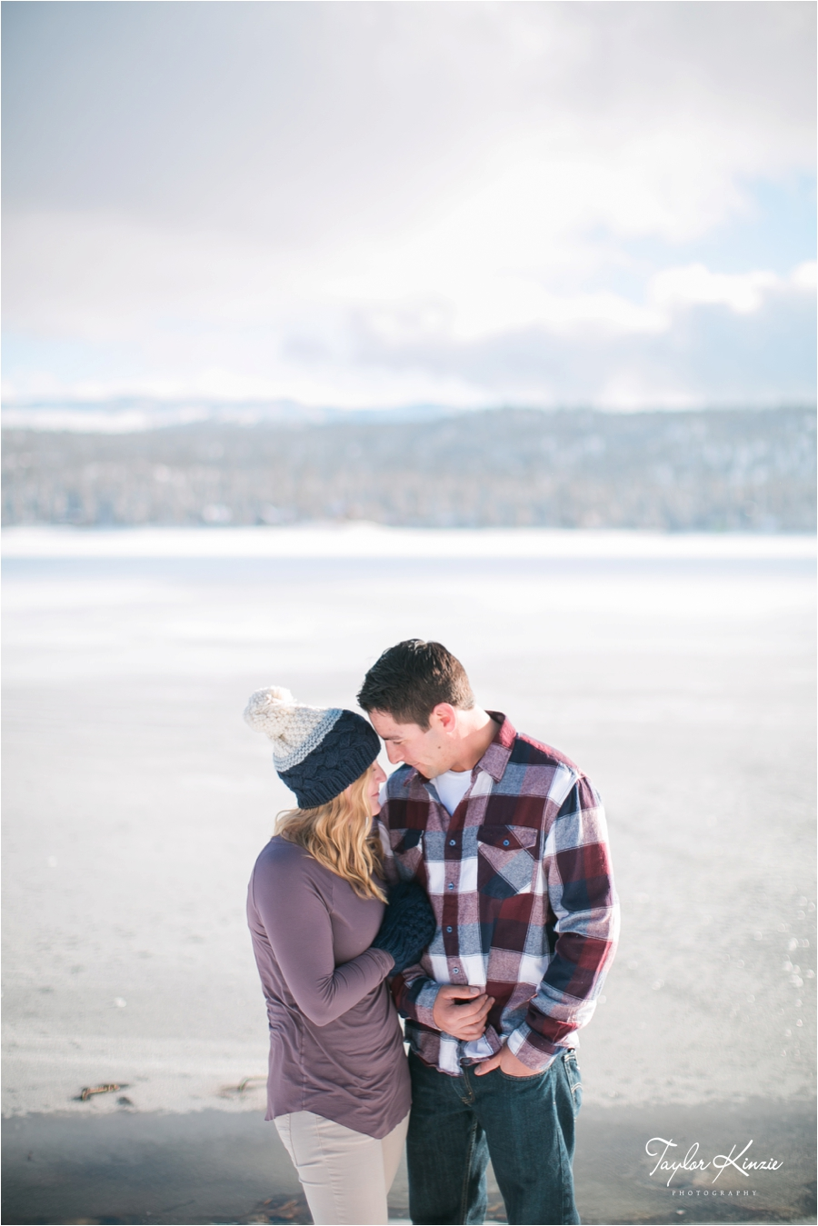 Big Bear Engagement Session 5