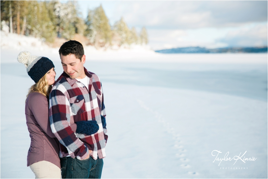 Big Bear Engagement Session 7