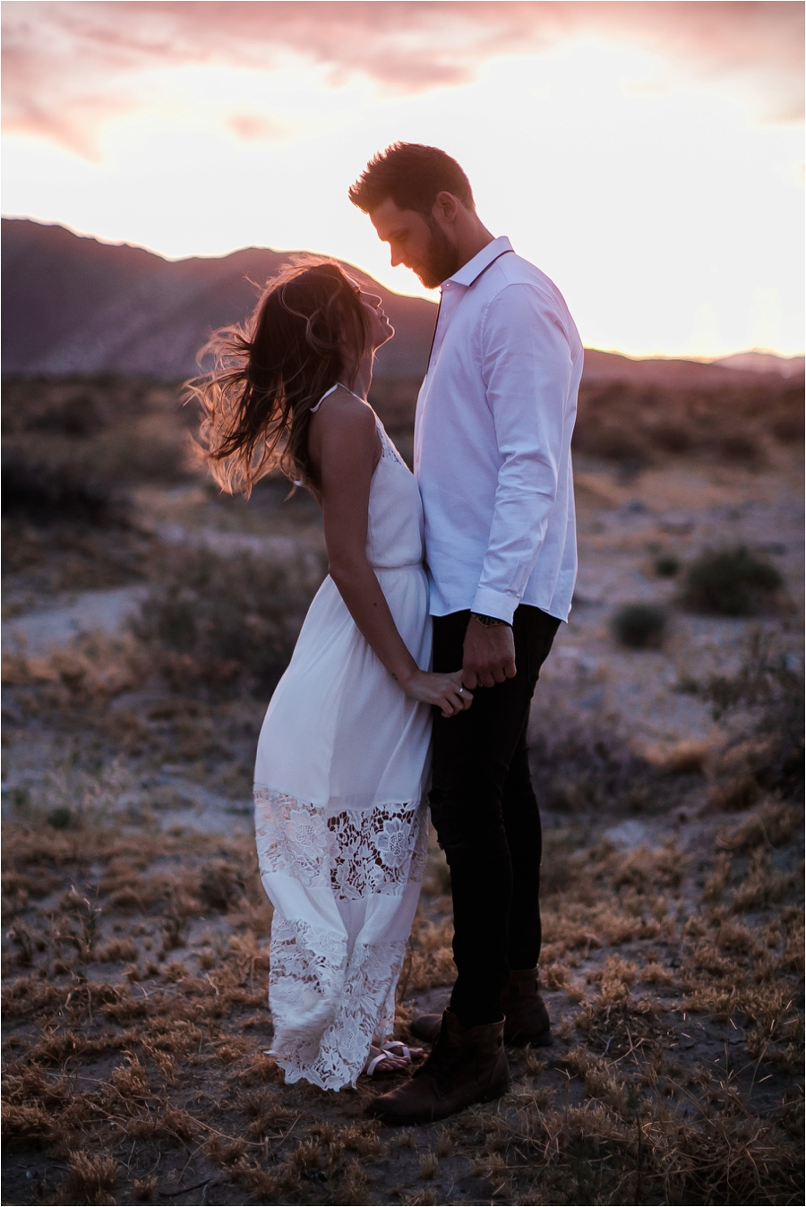 Palm Springs Engagement Session_0346