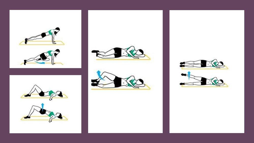 - Diese kleinen Sportübungen werden Sie am Morgen fit machen!