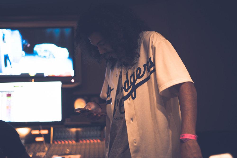 Patchwerk Studios, Atlanta, GA.