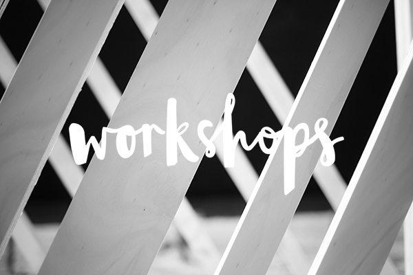 Yep. The Style Co do workshops!