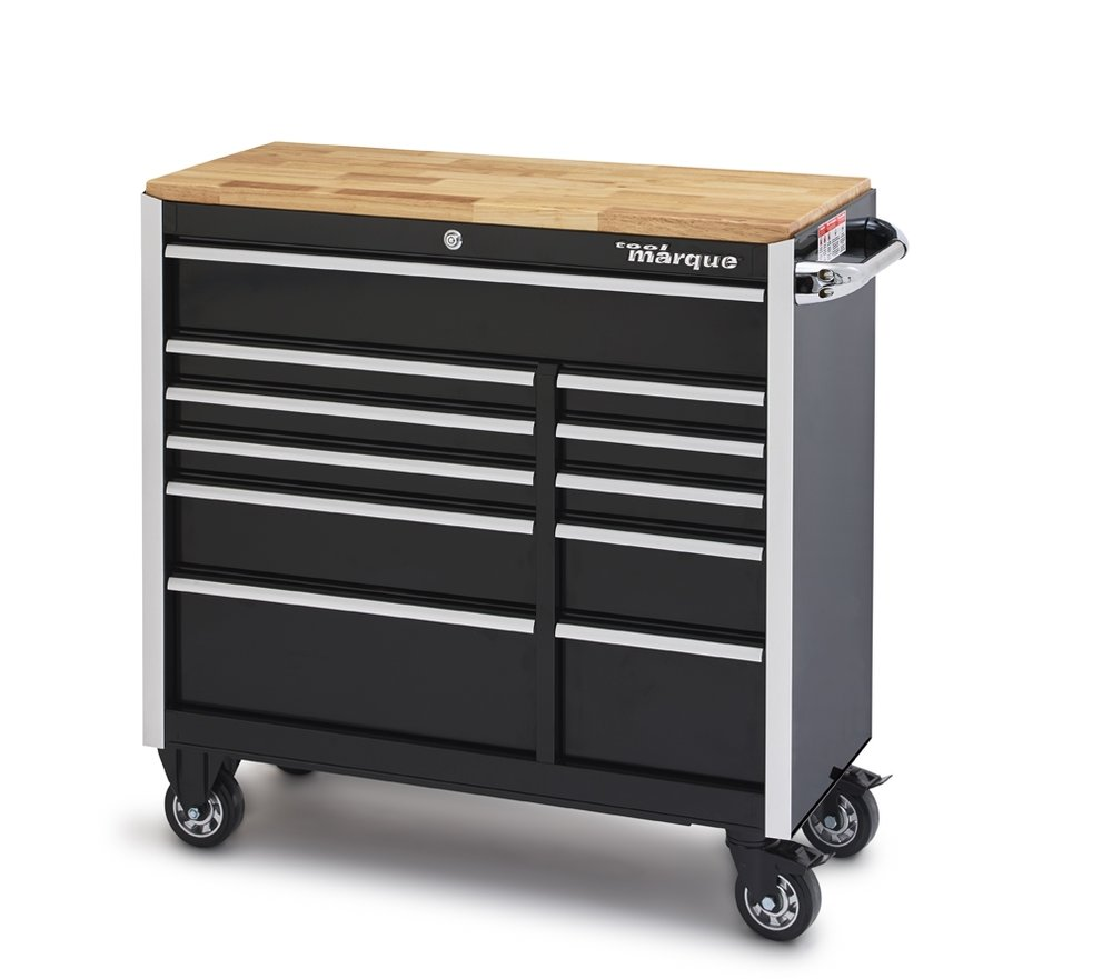 Tool Box with Optional Butchers block