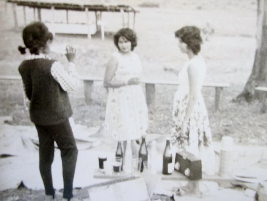 Goan community picnic in Kisii, Kenya, c. 1965.