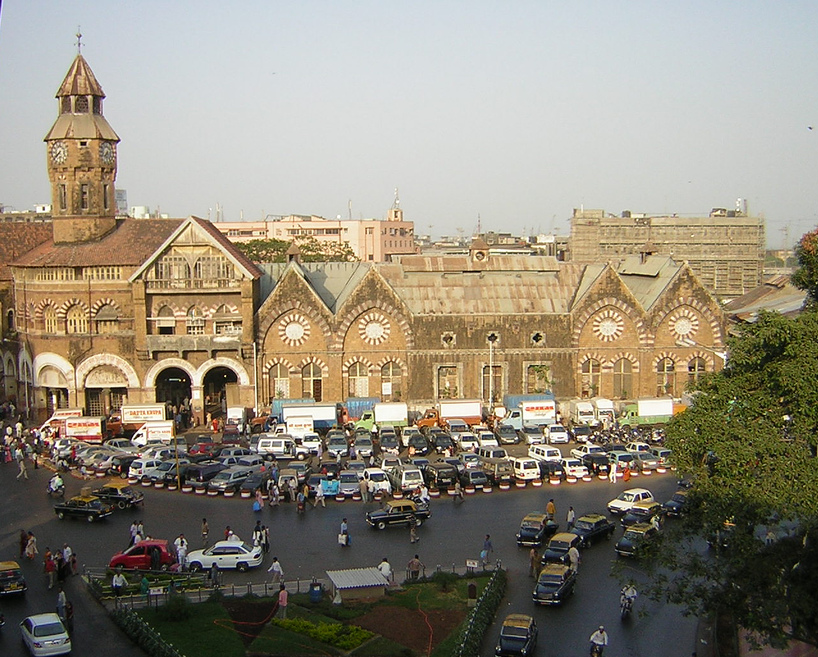Crawford Market in Bombay. Goans would have done a lot of their Christmas shopping here. Photo courtesy wikipedia commons.