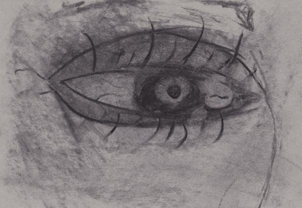 365 Sketch 2015: Day 78: Eye