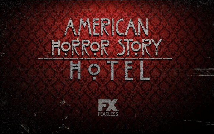 American Horror Story: Hotel Poster