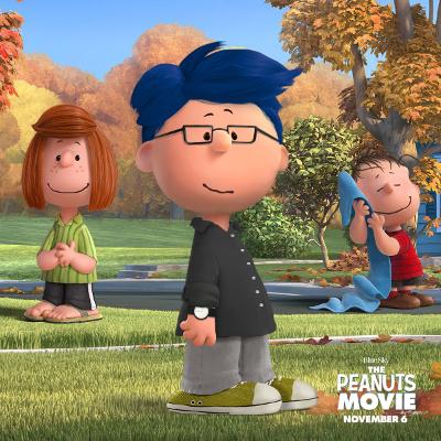 The Peanuts Movie Character Creator