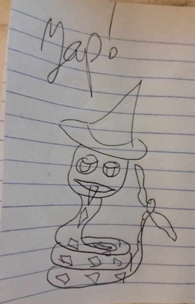 Drawlloween 2015: Day 27: Witch