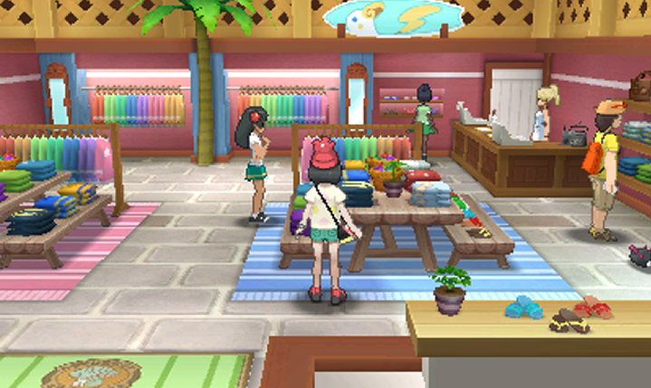 Pokemon Moon Customization