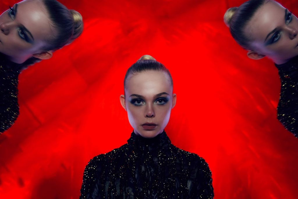 The Neon Demon Red