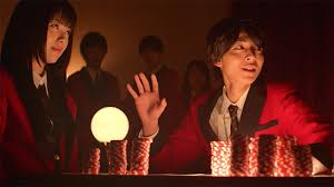 Ryota serves as a narrator and a dynamic character capable of standing out against Yumeko and the rest of the ensemble in the live action Kakegurui.