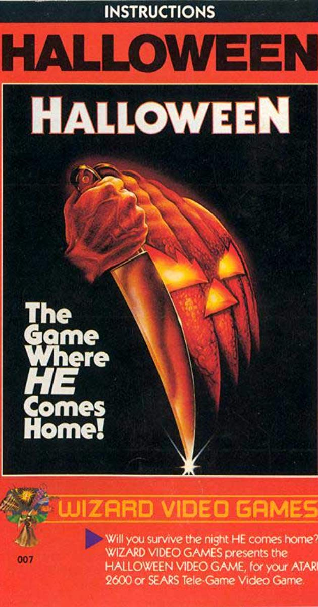 For all we know, this film could just be a remake of the 1983 Atari 2600 game where Laurie Strode fights of Michael Myers to protect the children.