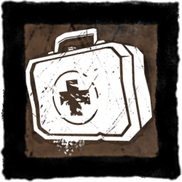 Even a brown medkit has so much more value now that healing times have slowed down.