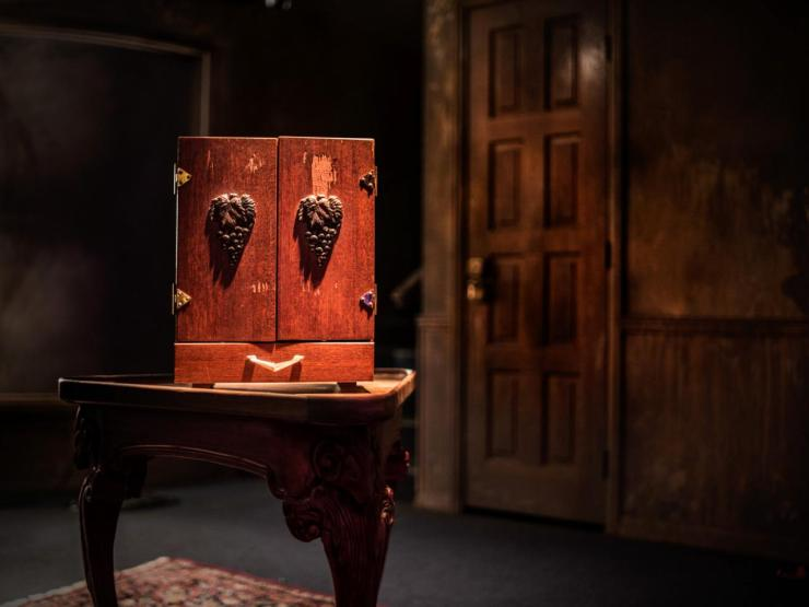 The infamous Dybbuk Box, source material for the 2012 horror film  The Possession , gets its own investigation.
