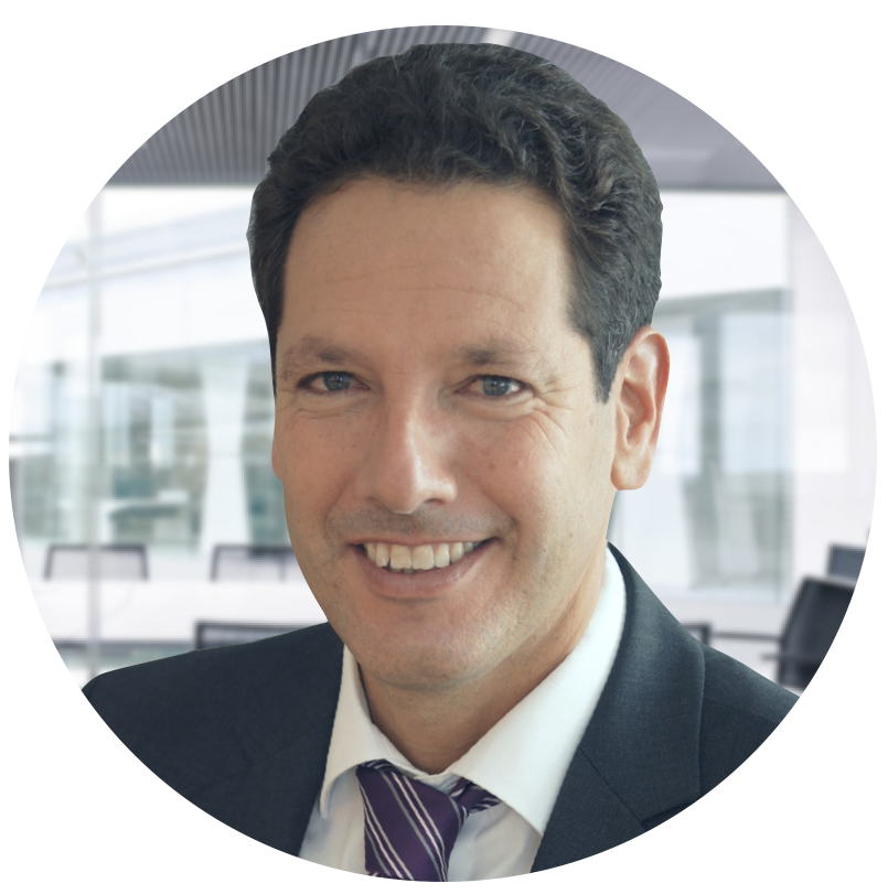Dr. Ron Davidson, TAP M&A Geschäftsführer
