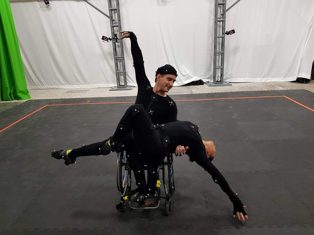 MoCap at Technicolor