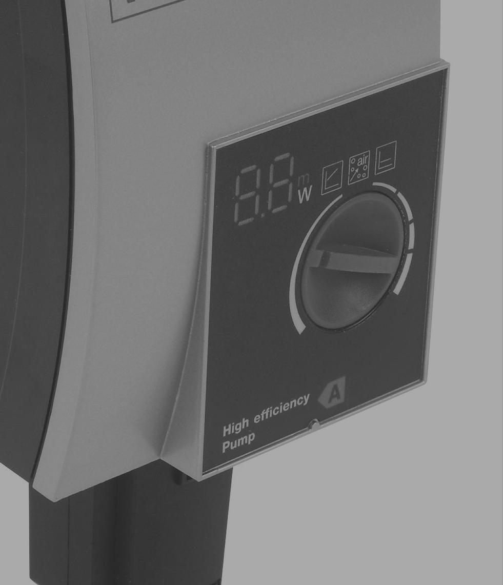 Wilo High Efficiency Pump